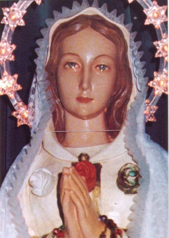Apparitions Approved Virgin Mary