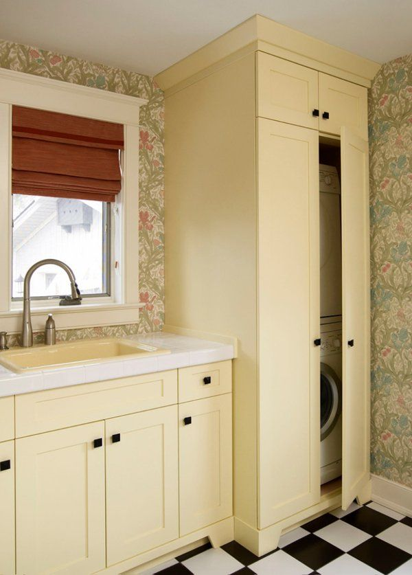 25+ best ideas about Hidden laundry rooms on Pinterest ...