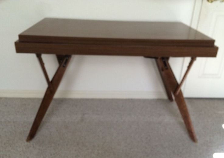 Coffee Table Converts Dining Table