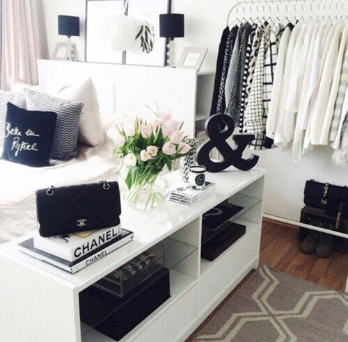 Chanel Inspired Home Decor