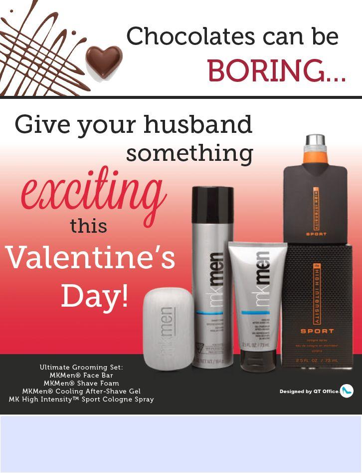 Mary Kay And Men Valentines