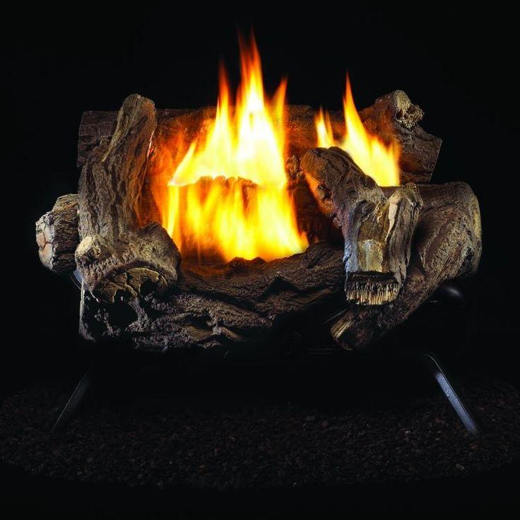 Home Gas Depot Fireplace Logs