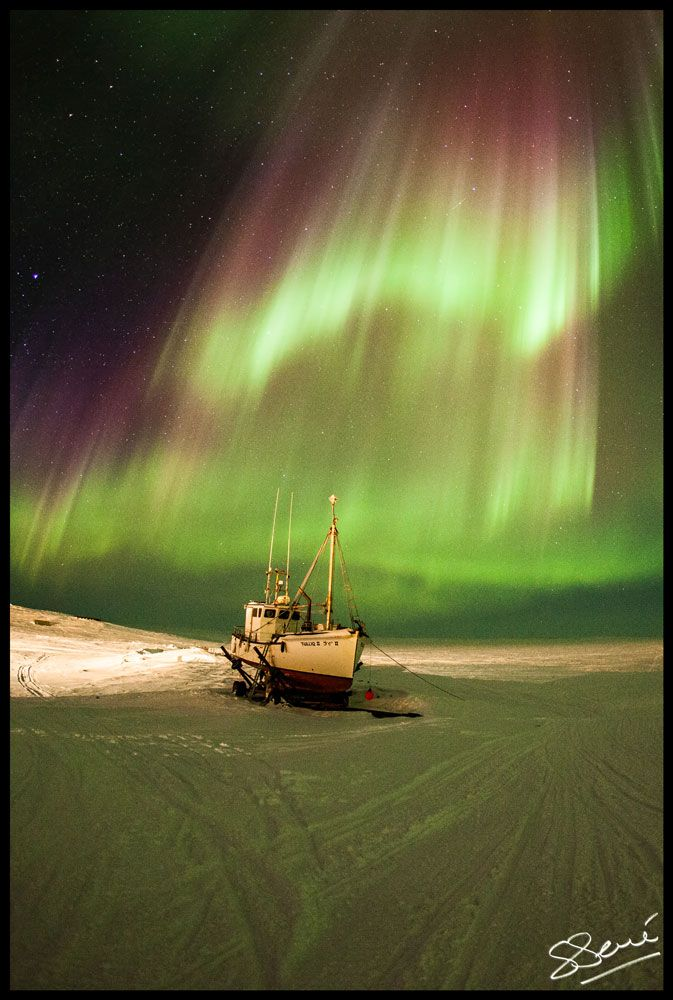 Northern Lights April 13