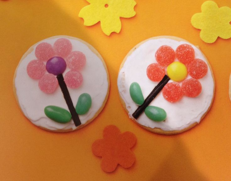 Easter Cakes Make Toddlers