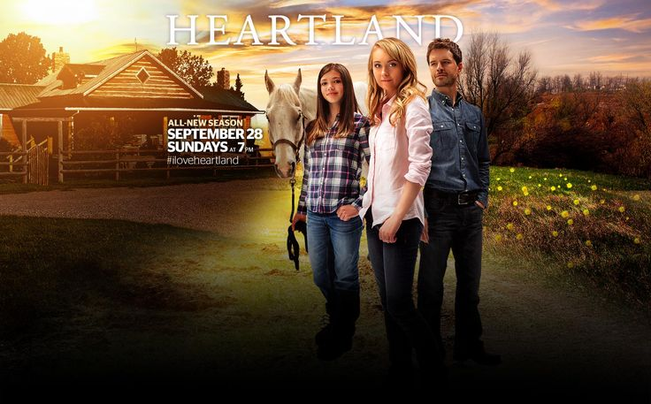 Tv Heartland Series