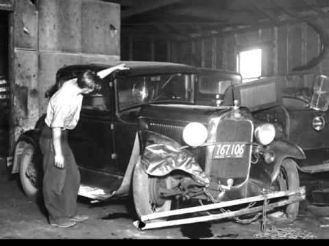 Vintage Car Accident Photos Old Car Crashes Youtube