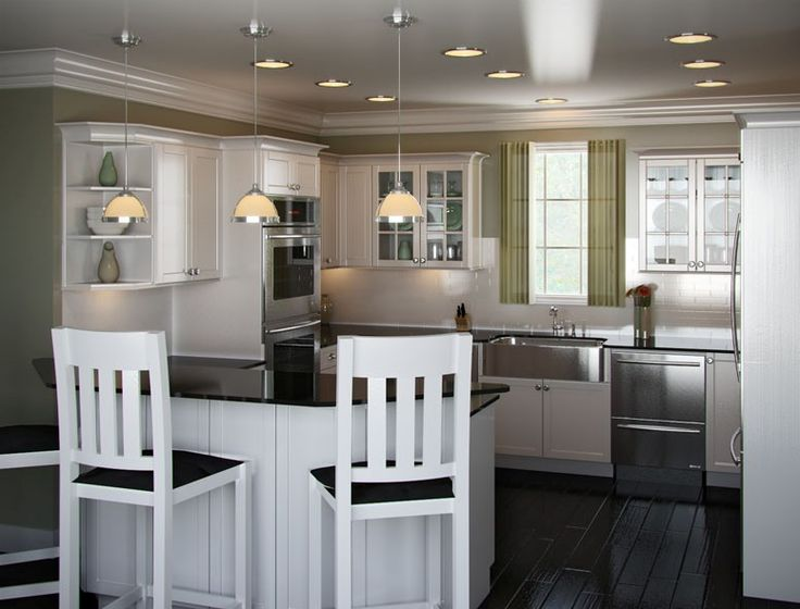 Small L Shaped Kitchen Design Layouts
