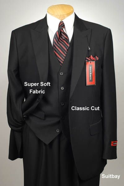 Suits Church York Fashion New