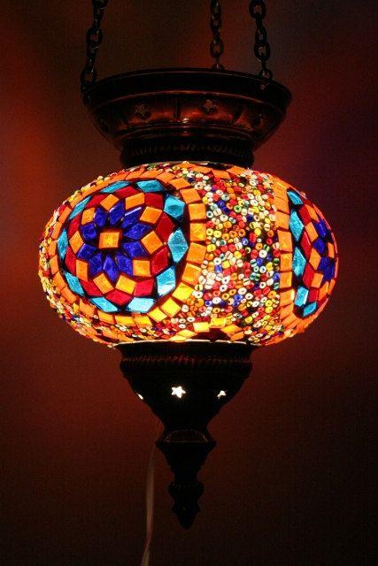 Morrican Repla Shades Large Lamp
