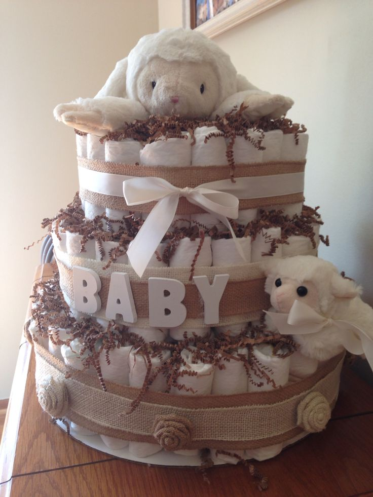 Noahs Ark Baby Shower