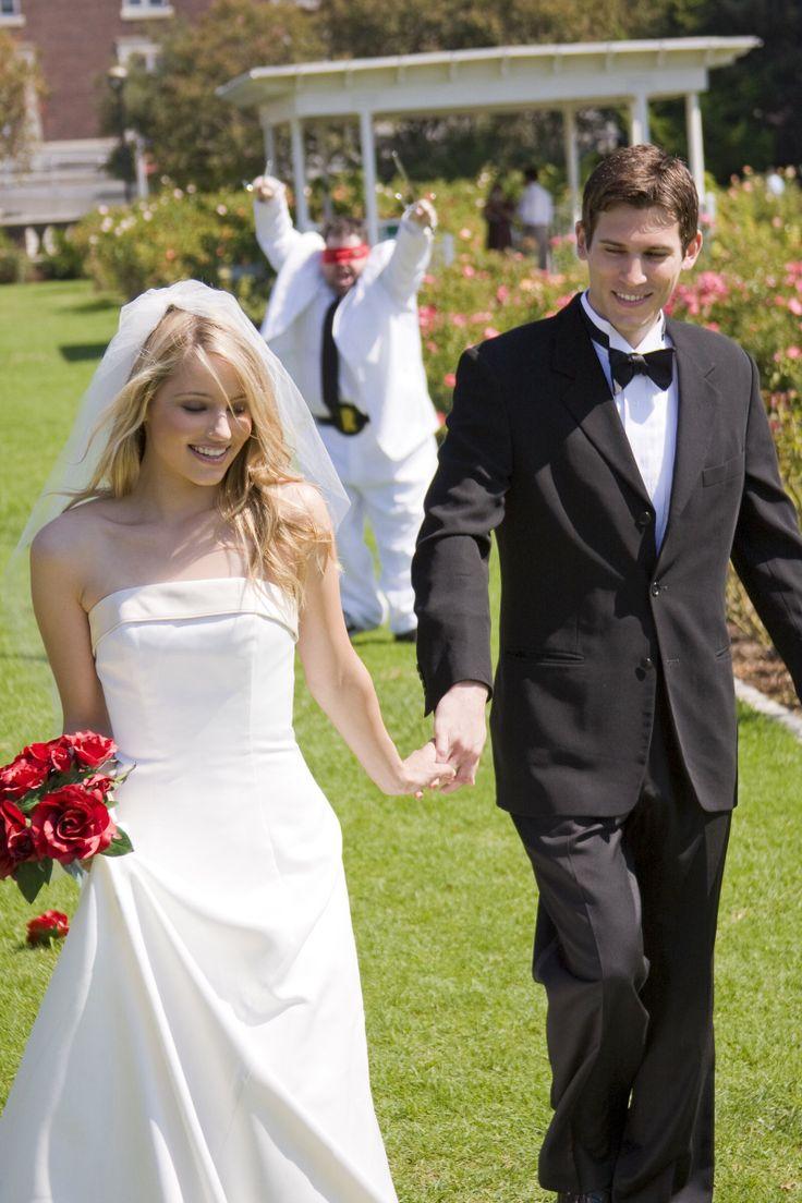 Cast Wedding Bells