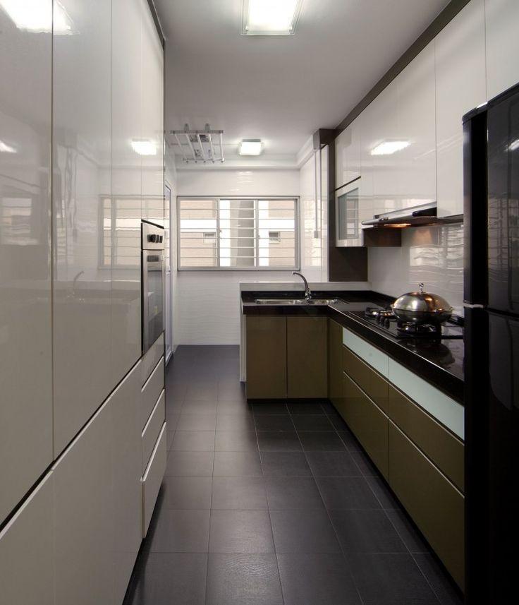 Open Kitchen House Designs