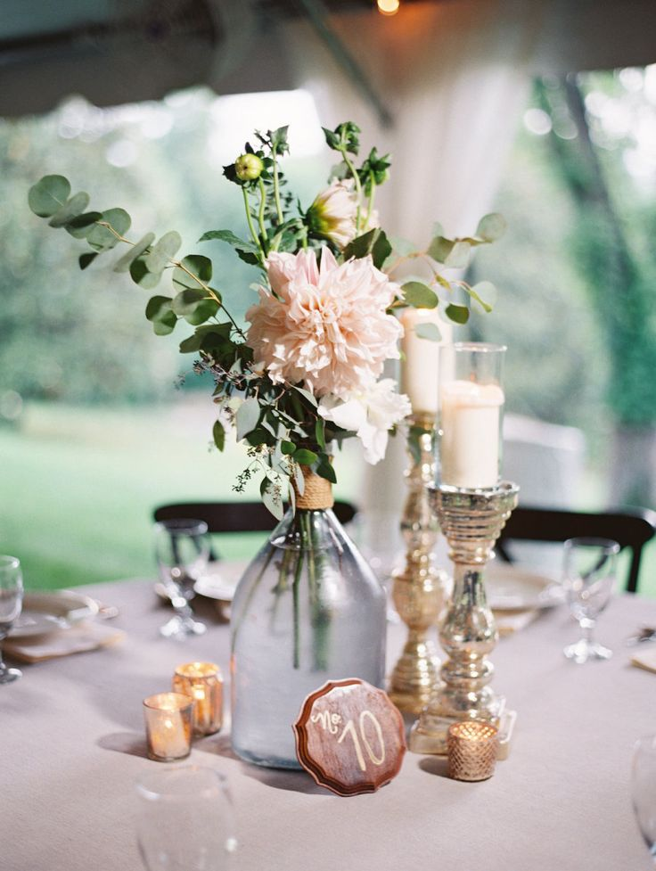Easy Wedding Centerpiece Ideas