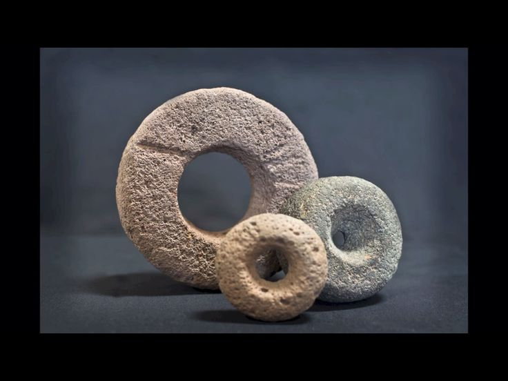 Stones Indian Game Artifacts
