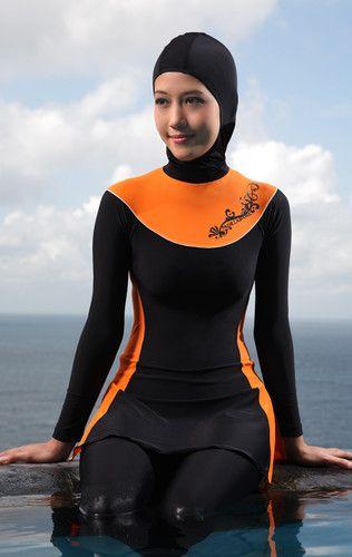 Hijab Muslim Bathing Suits