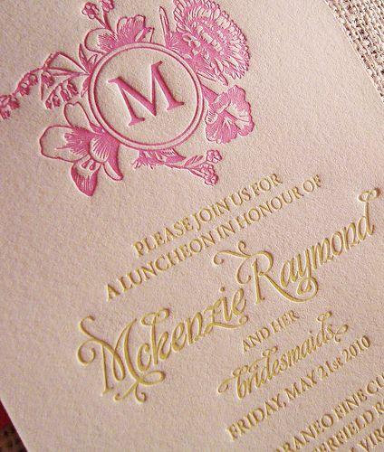 Wedding Brunch Invitation Wording