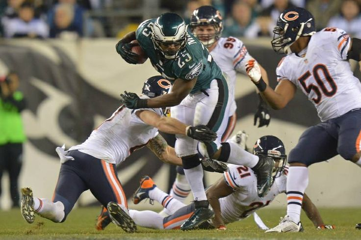 2013 Eagles Football Bears Vs Philadelphia