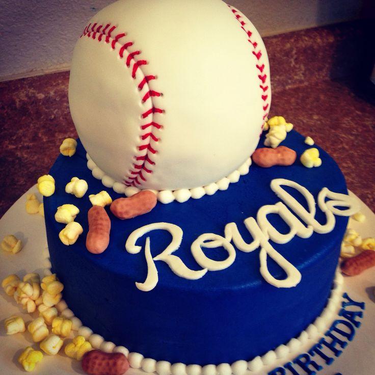 Yankees Birthday Cake