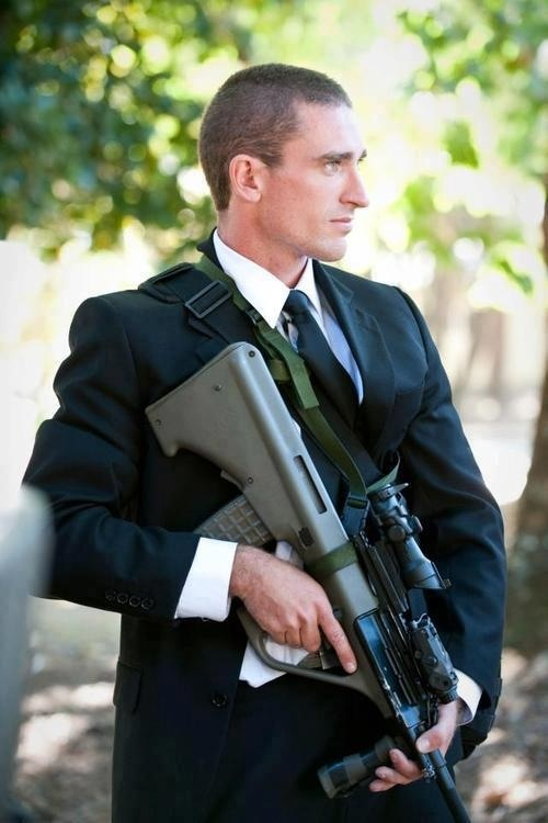 Private Armed Bodyguard