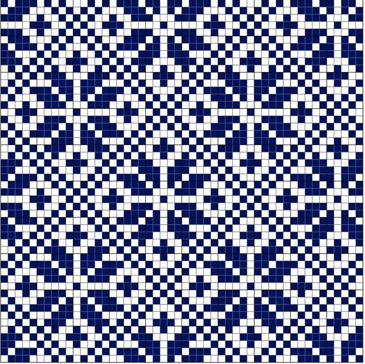 Knit Mitten Pattern Christmas
