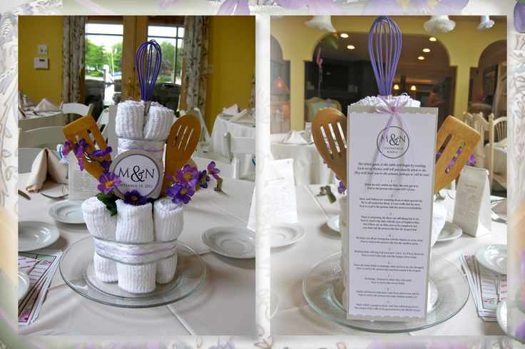 Bridal Shower Room Decorations