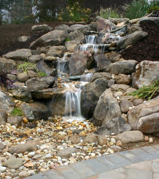 Rock Pond Fountain