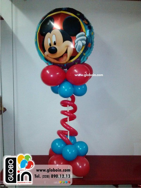 Minnie Party Mickey Birthday And Mouse Red