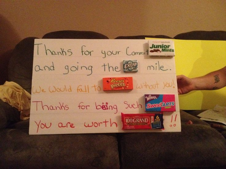 Employee Appreciation Quotes Candy