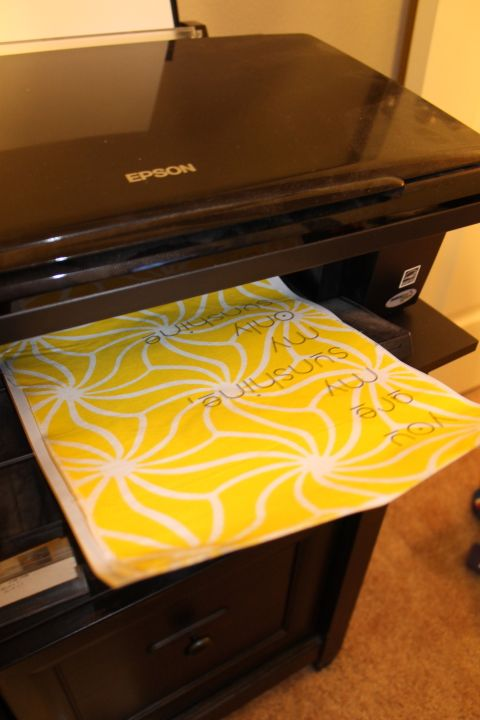 Quilt Labels Print Inkjet Printer