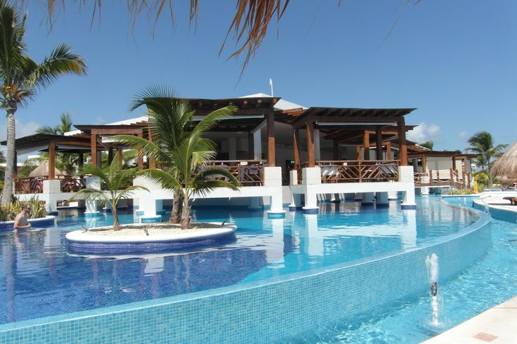 Excellence Riviera Cancun Honeymoon Packages