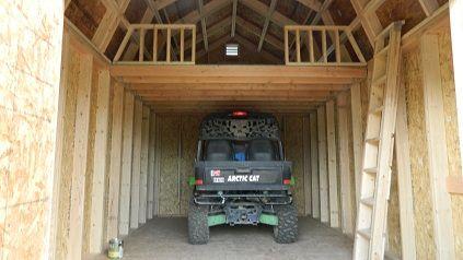 Shed Backyardshed Shedplans Free 10x12 Shed Plans