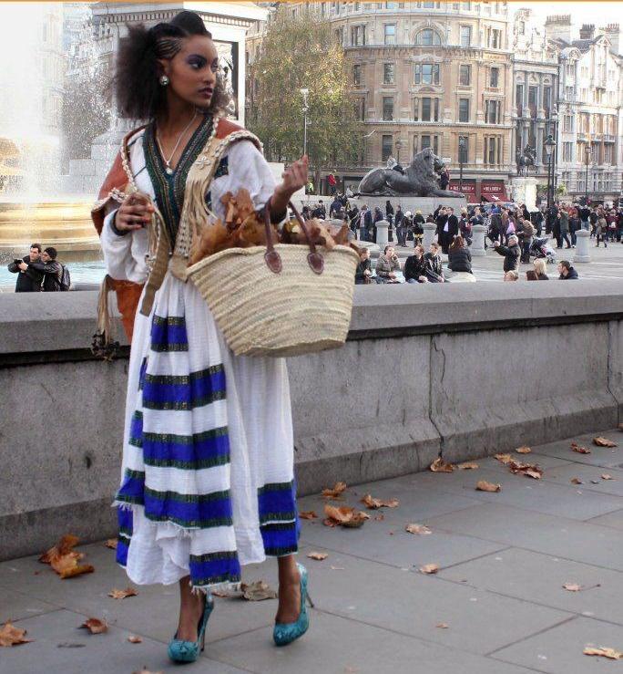 Traditional Ethiopian Wedding Clothes Nice