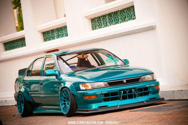93 Custom 97 Jdm Corolla