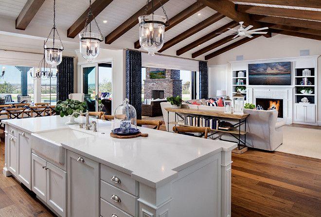 Open Plan Kitchen Floor Plan