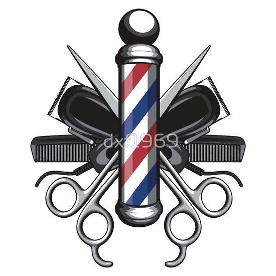 Barber Logo | baber | Pinterest | Logos, Barbers and ...