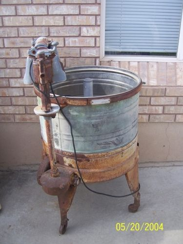 Vintage Portable Washing Machine
