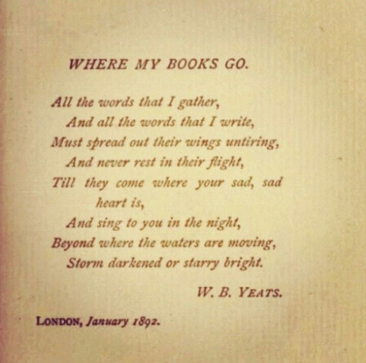 Wb Yeats Quotes