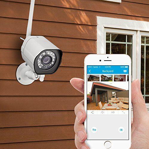 Security Cameras External Home