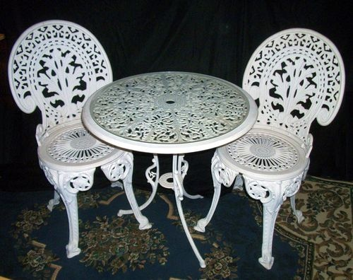 Outdoor Patio Table Chairs