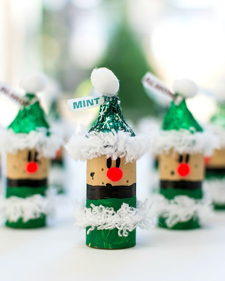 Hershey Kiss Christmas Ornament