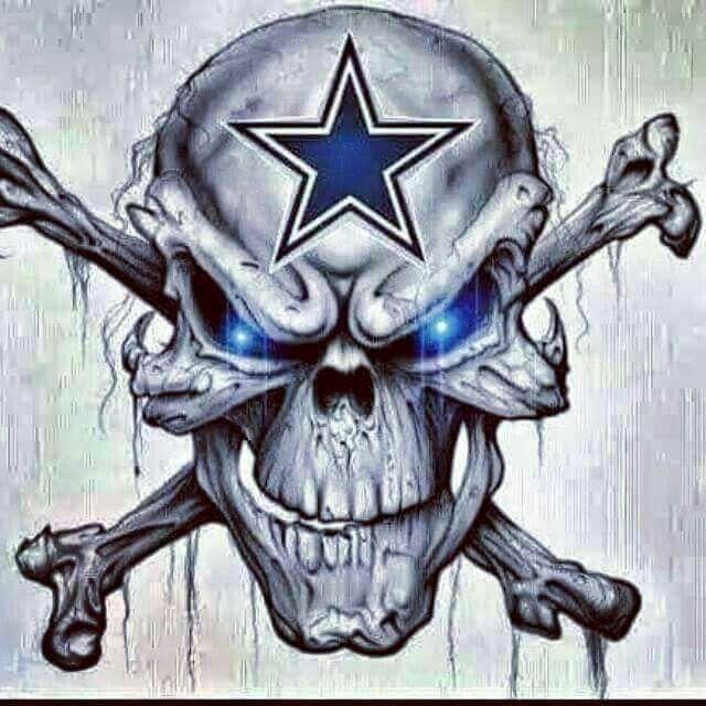 Halloween Cowboys Skull Wallpaper Dallas