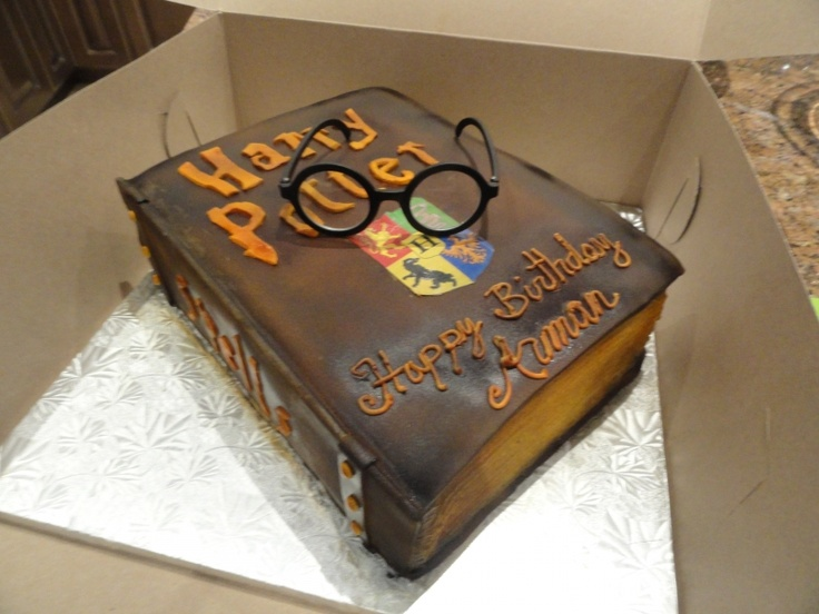 Birthday Potter Harry Cake Walmart