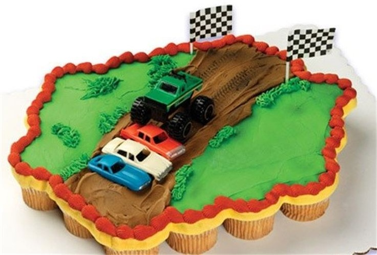 1000 Images About Party Ideas Monster Trucks On Pinterest