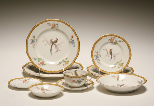 France Limoges Patterns China Haviland