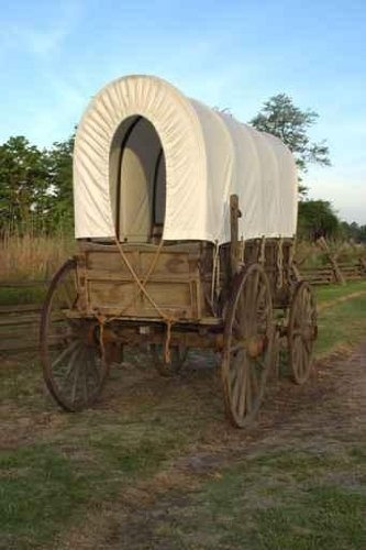 Vacation Wagons Oregon Trail Covered
