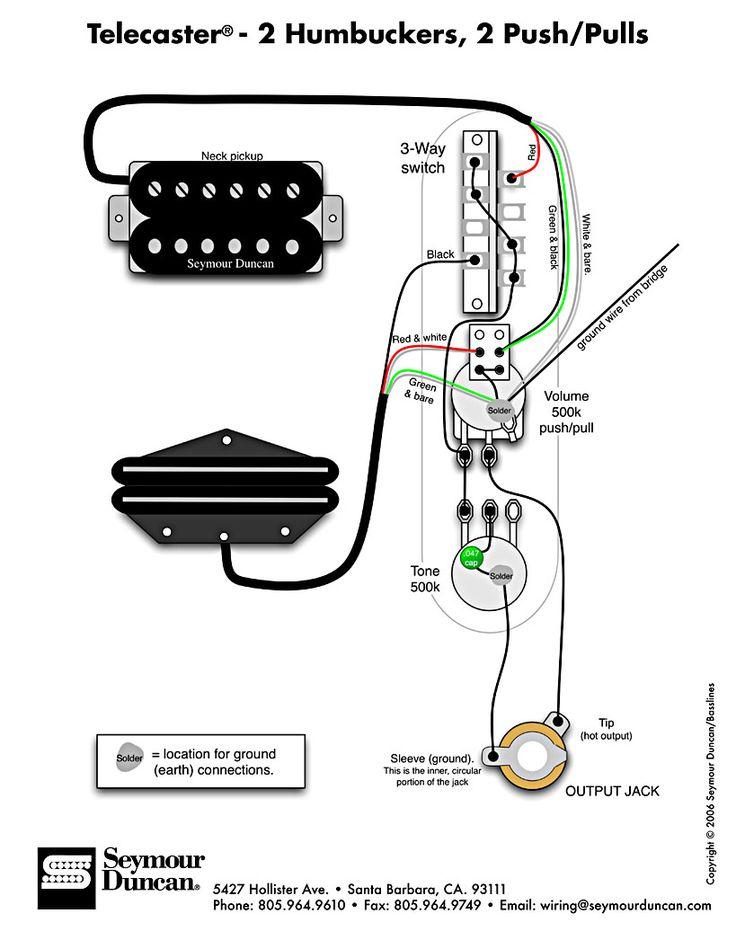 Tap Dimarzio Coil Wiring