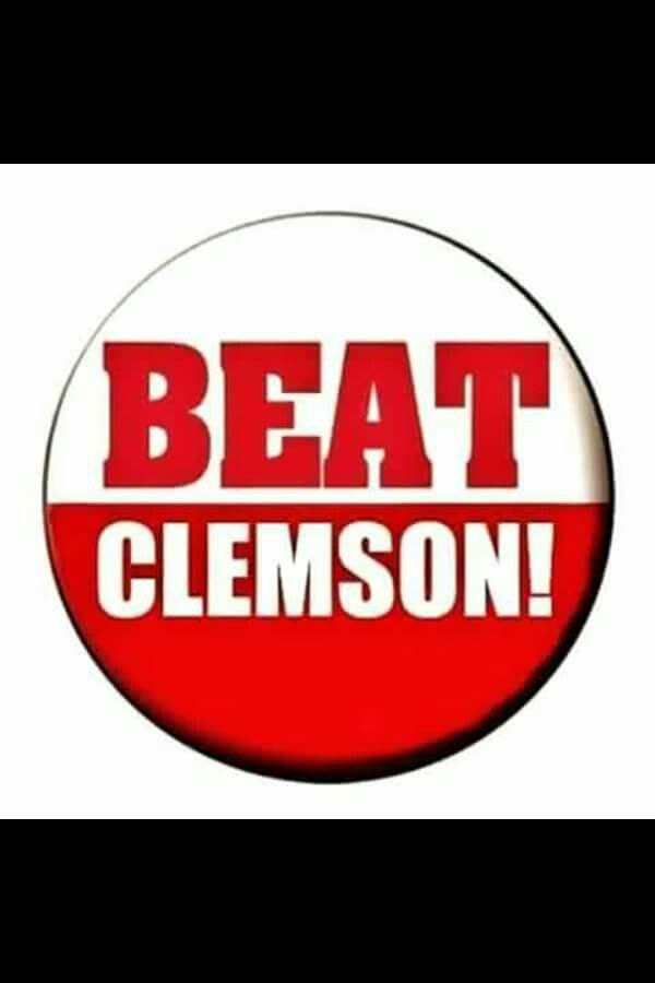 Clemson National Championship Fan Girl