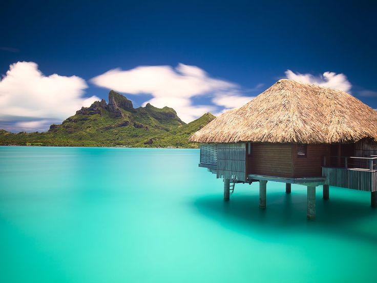 Tahiti Honeymoon Bungalow Packages