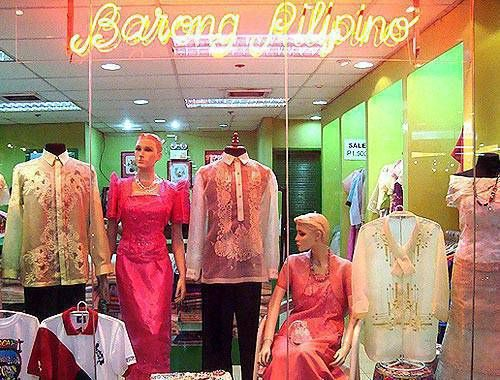 Filipiniana Dress For Rent In Divisoria
