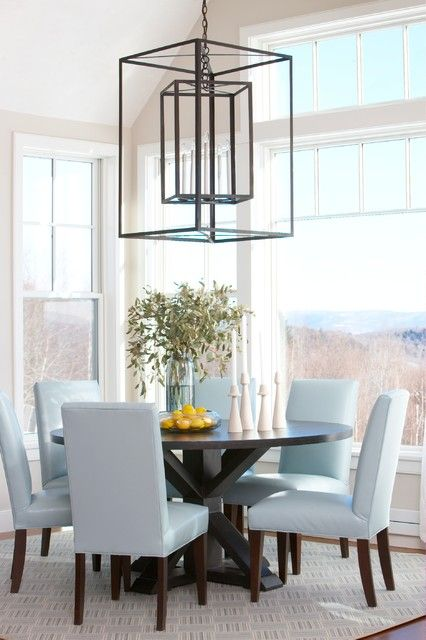 Rachel Reider Interiorsbeach Time Blue And White Design